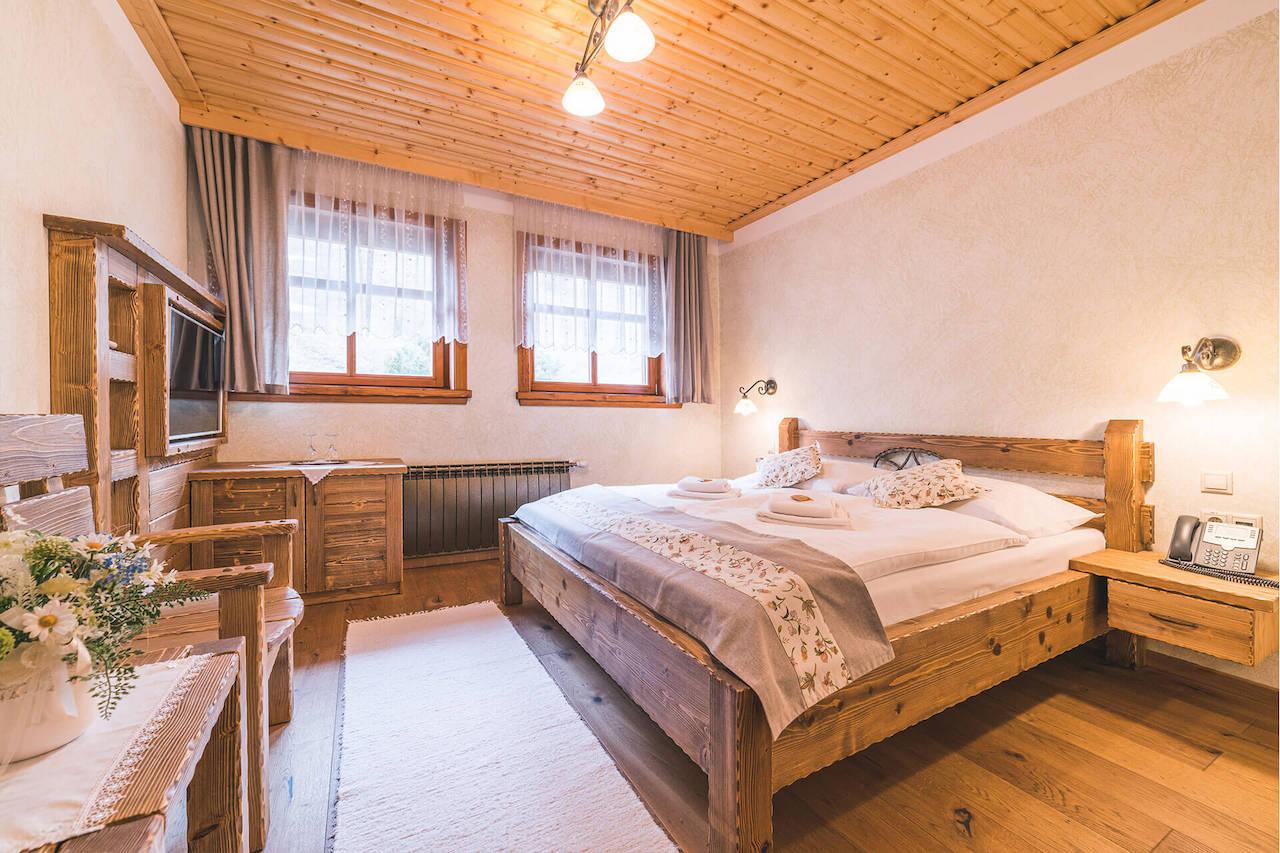 Izba č.2: 2-lôžková izba