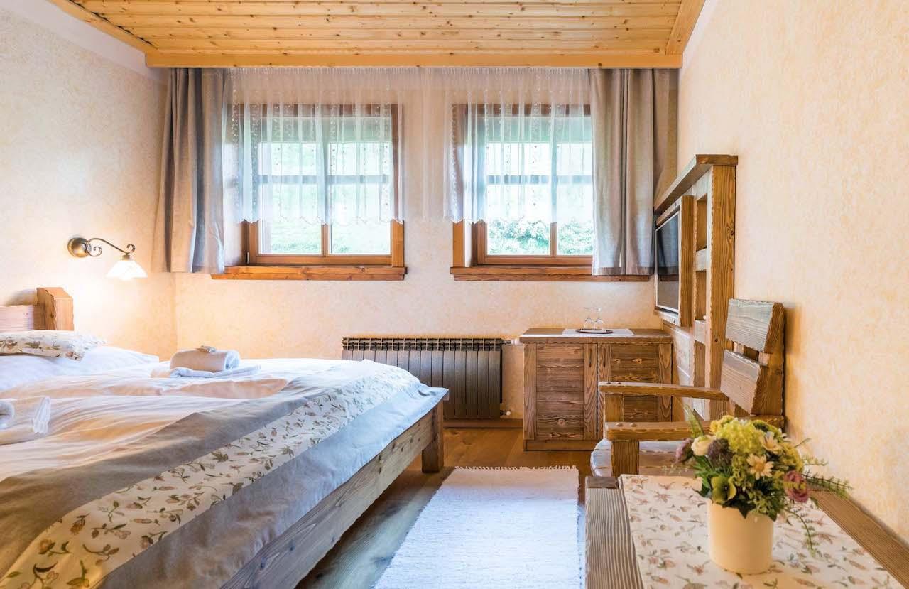 Izba č.3: 2-lôžková izba