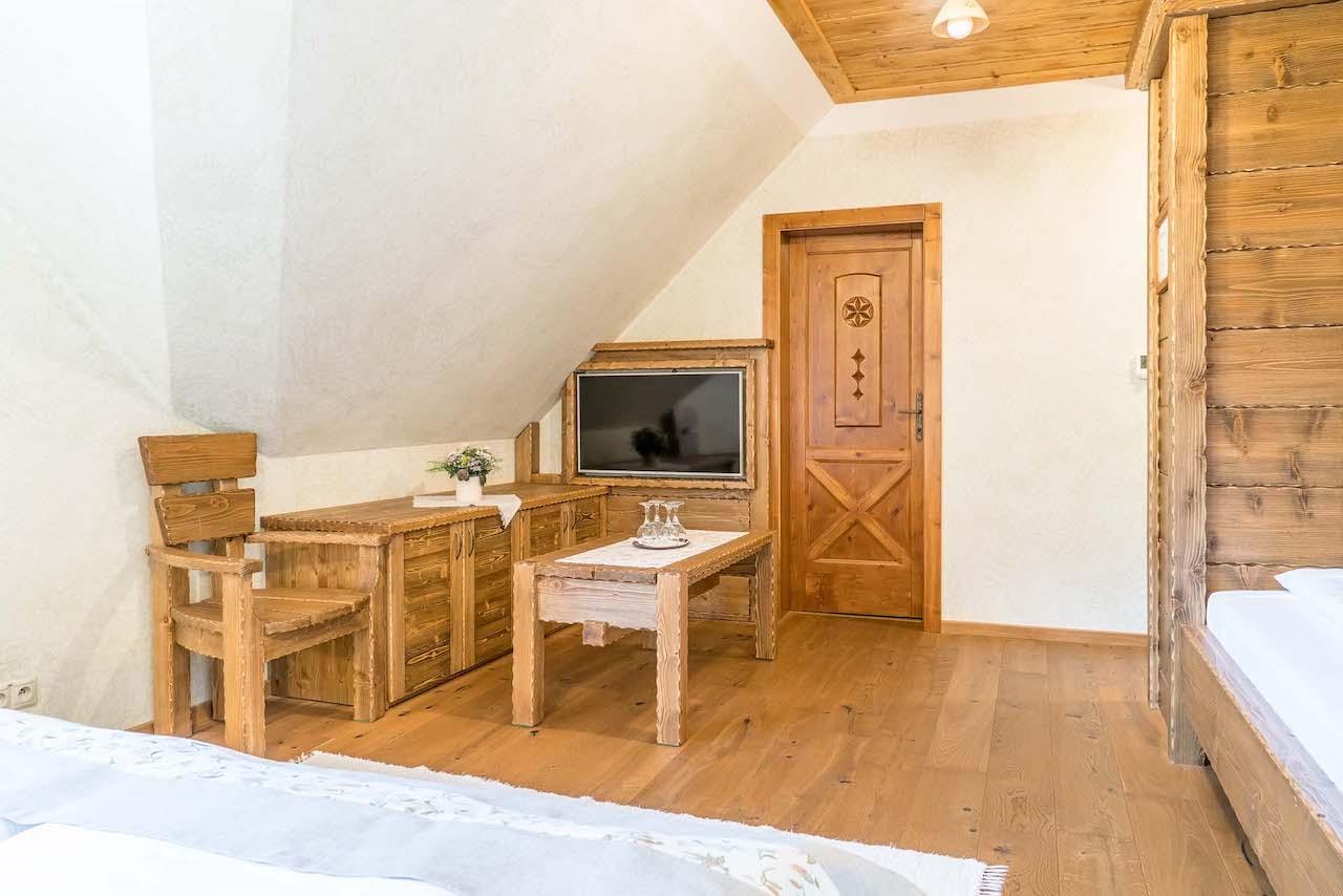 Izba č.5: 5-lôžková izba