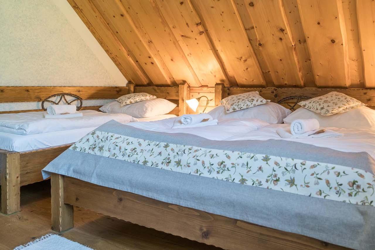 Izba č.1: 5-lôžková izba